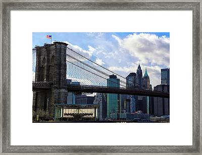Framed Print featuring the photograph Dumbo by Mitch Cat