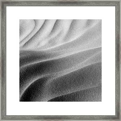 Dunes Framed Print by Mihai Florea