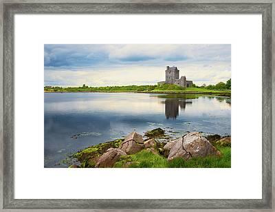 Dunguaire Castle Framed Print by Svetlana Sewell
