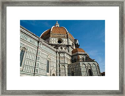 Duomo -  Florence Italy Framed Print by Carl Jackson