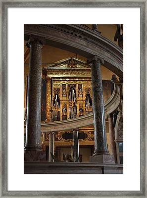 Framed Print featuring the photograph Duomo Verona by Pat Purdy