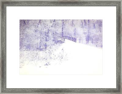 Dusted Framed Print