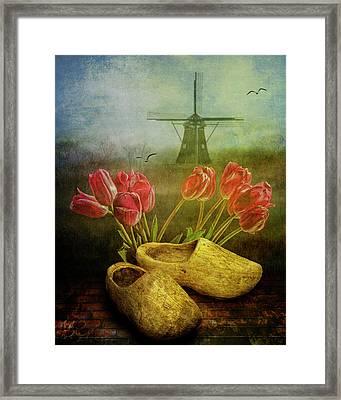 Dutch Heritage Framed Print