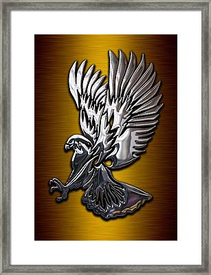 Eagle Collection Framed Print by Marvin Blaine