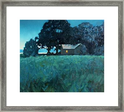 Early Riser Framed Print by Kevin Lawrence Leveque