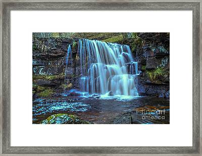 East Gill Force Framed Print