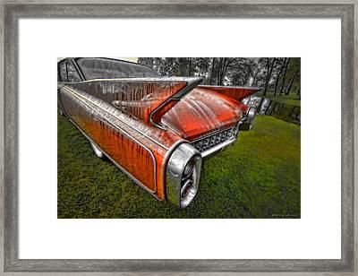Eldorodo Framed Print by Jerry Golab
