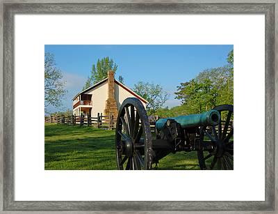 Elkhorn Tavern Framed Print by Ben Prepelka