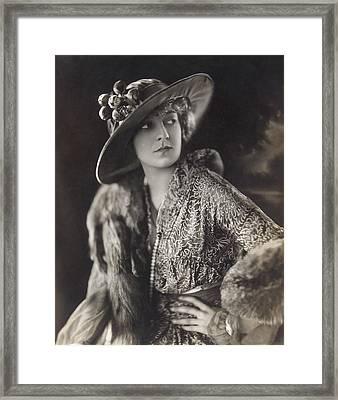 Elsie Janis (1889-1956) Framed Print by Granger