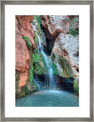 Elves Chasm Framed Print