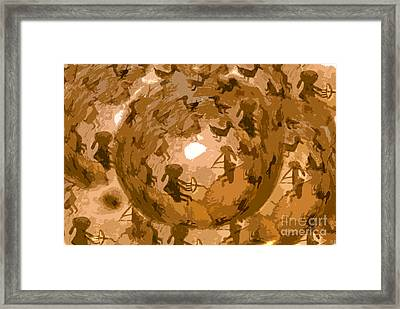 Emergence Framed Print by David Lee Thompson