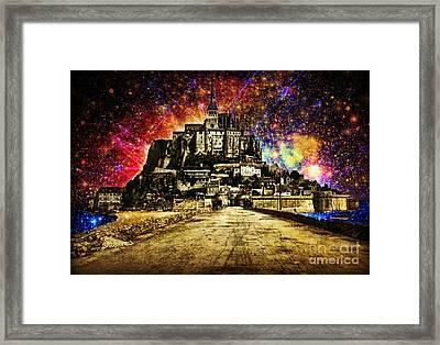 Enchanted Kingdom Framed Print