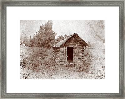 Abandoned Framed Print by John Stephens