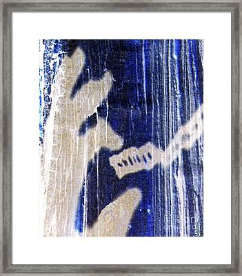 Enmity Between Us Framed Print by Joe Jake Pratt