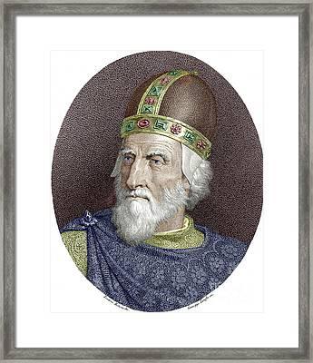 Enrico Dandolo (1107?-1205) Framed Print