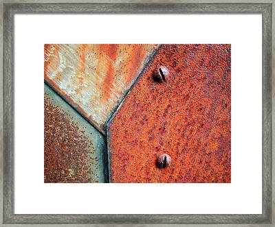 Entangle Framed Print
