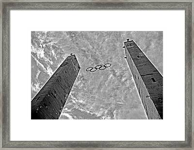 Entrance ... Framed Print by Juergen Weiss