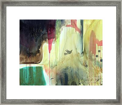 Envisage Framed Print