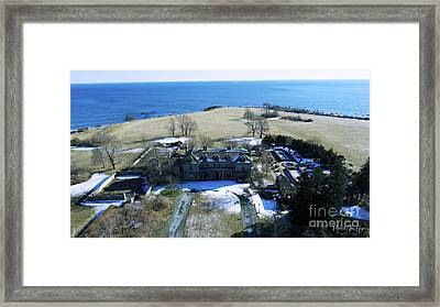Eolia Mansion Framed Print