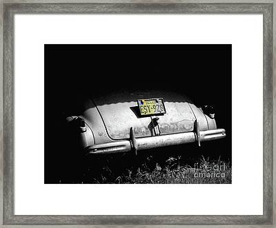 Esy Does It Framed Print