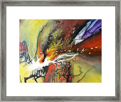 Eureka Framed Print by Oliver Martinovic