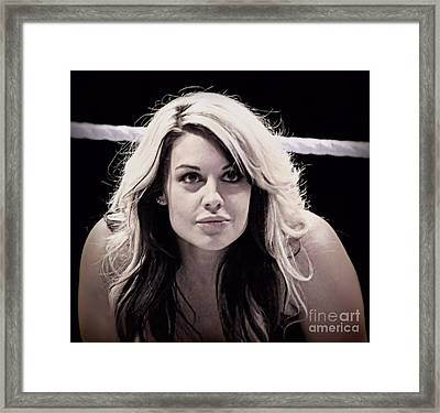 Eve Framed Print by Paul Wilford