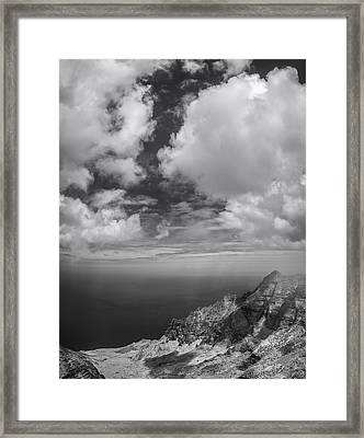 Everything Present Framed Print