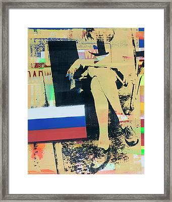 Exiled Framed Print by Shay Culligan