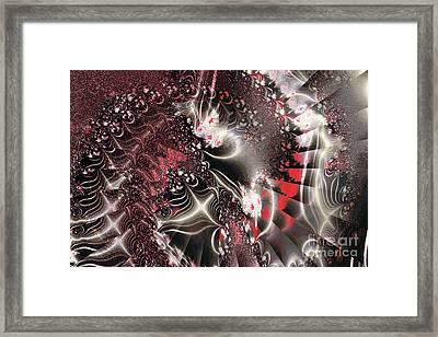 Experiment 10 Framed Print