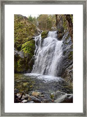 Faery Falls Framed Print