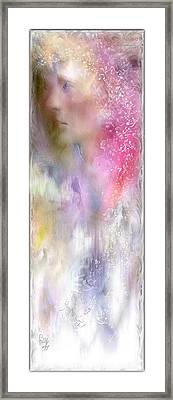 Fairuz 2 Framed Print by Freddy Kirsheh