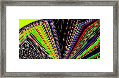 Fandango Framed Print by Will Borden