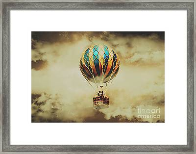 Fantasy Flights Framed Print by Jorgo Photography - Wall Art Gallery