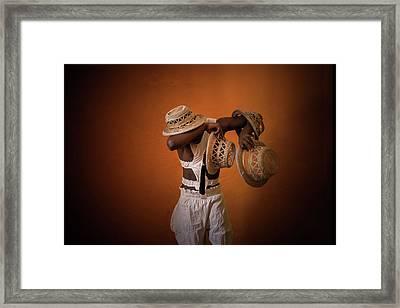 Fekat Circus Framed Print