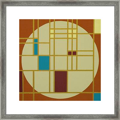 Fifty Framed Print