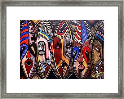 Figment Of My Imaginations Framed Print