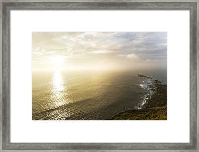 Filey Brig Framed Print by Svetlana Sewell