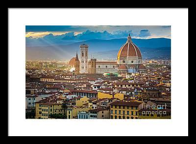 Medici Framed Prints