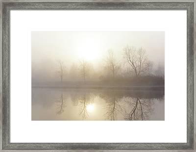 First Light Framed Print