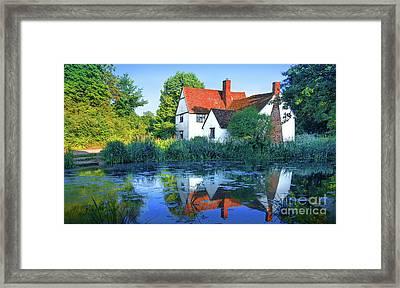 Flatford Mill Framed Print by Svetlana Sewell