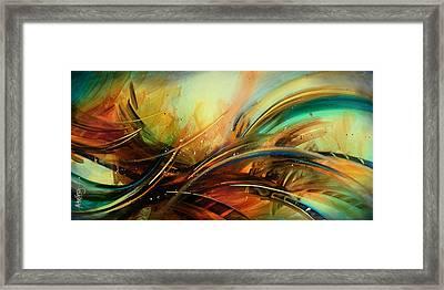 Flight Framed Print by Michael Lang