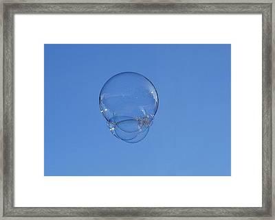 Floating Framed Print by Marilynne Bull