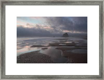 Forbidden Coast Framed Print