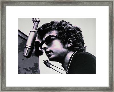 Forever Young Framed Print by Luis Ludzska
