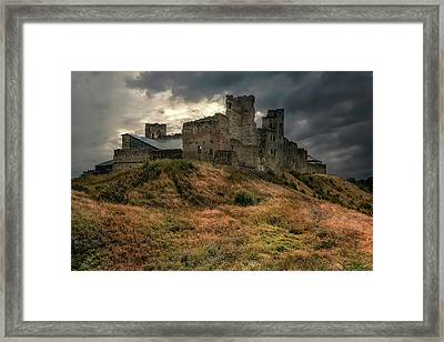 Forgotten Castle Framed Print