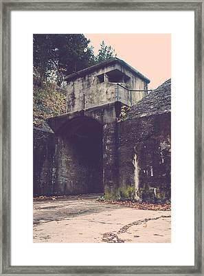 Fort Hancock Framed Print