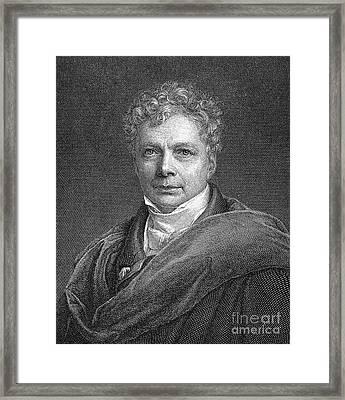 Friedrich W.j. Von Schelling Framed Print