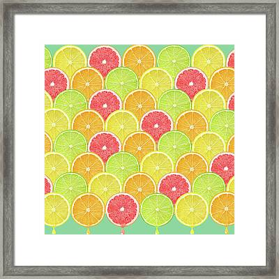Fresh Fruit  Framed Print by Mark Ashkenazi