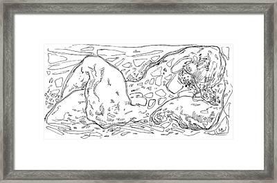 G 4 Framed Print by Valeriy Mavlo