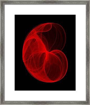 Gathering Rolls I Framed Print